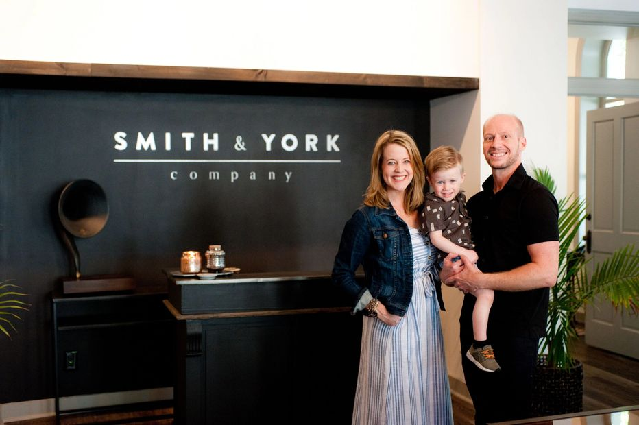 Smith & York Co. is a modern home boutique in Columbia, TN owned by Kathryn and Adam York.