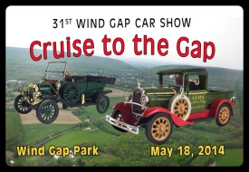 "Wind Gap ""Cruise to the Gap"" Car Show"