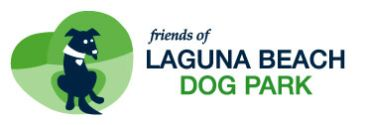 The Friends of Laguna Beach Dog Park