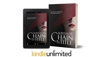 Pale woman with red lips and red hat on e-book and paperback covers