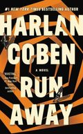 A book cover titled Run Away by Harlan Coben with two people running through a maze