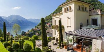 Italian style private villas, castles, country homes