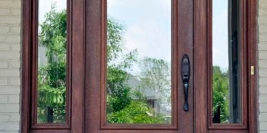 residential door glass replacement Boston