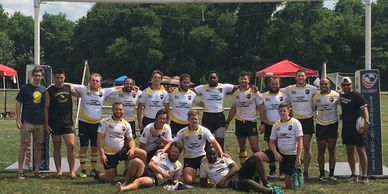 Nashville Rugby Sevens Music City 7s