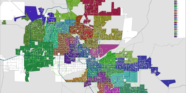 Advertising Zip Code Mapping