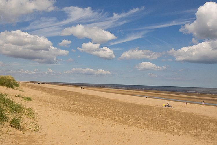 Beach at Mablethorpe, Lincolnshire