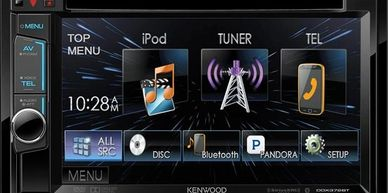 car radio car stereo car audio cd player Bluetooth radio dvd radio in-dash dvd radio touch radio