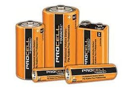 Specializing in Duracell Procell Industrial batteries.