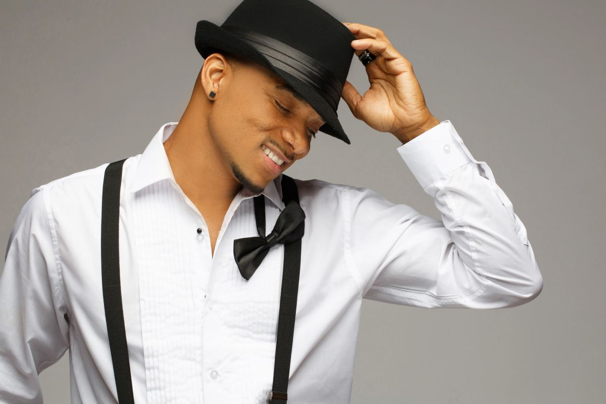 R&B Pop singer Evin Gibson