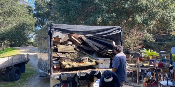 20 Yard dump trucks, Marin County, Junk Hauling, Junk Removal, Demolition, Dumpster services