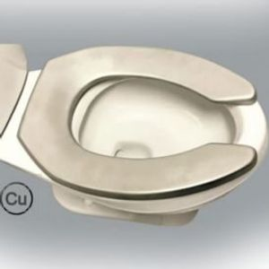 BioFree Copper-coated Toilet Seat