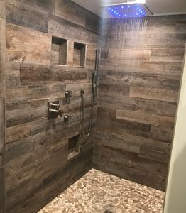 Shower Remodel.