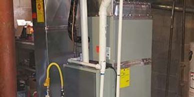 A properly installed American Standard furnace and coil replacement