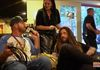 "Loc Doctor Liz  and Brian ""Head"" Welch of Korn, and Love & Death"