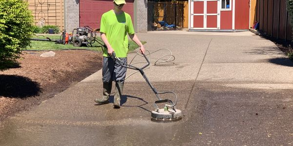 Aggregate Driveway cleaning Salem Oregon