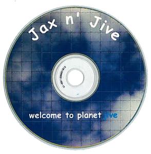 Welcome To Planet Jive Album Disc Artwork (Remixed And Remastered)