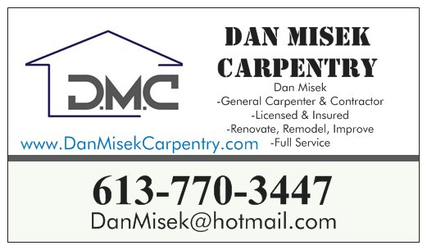 Dan Misek Carpentry