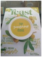 Feast Norfolk magazine article about Staithe Smokehouse.