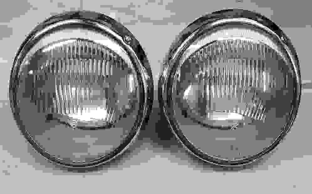 Porsche 911 912 SWB Headlights