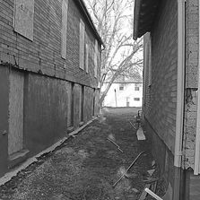Abandoned houses in Omaha