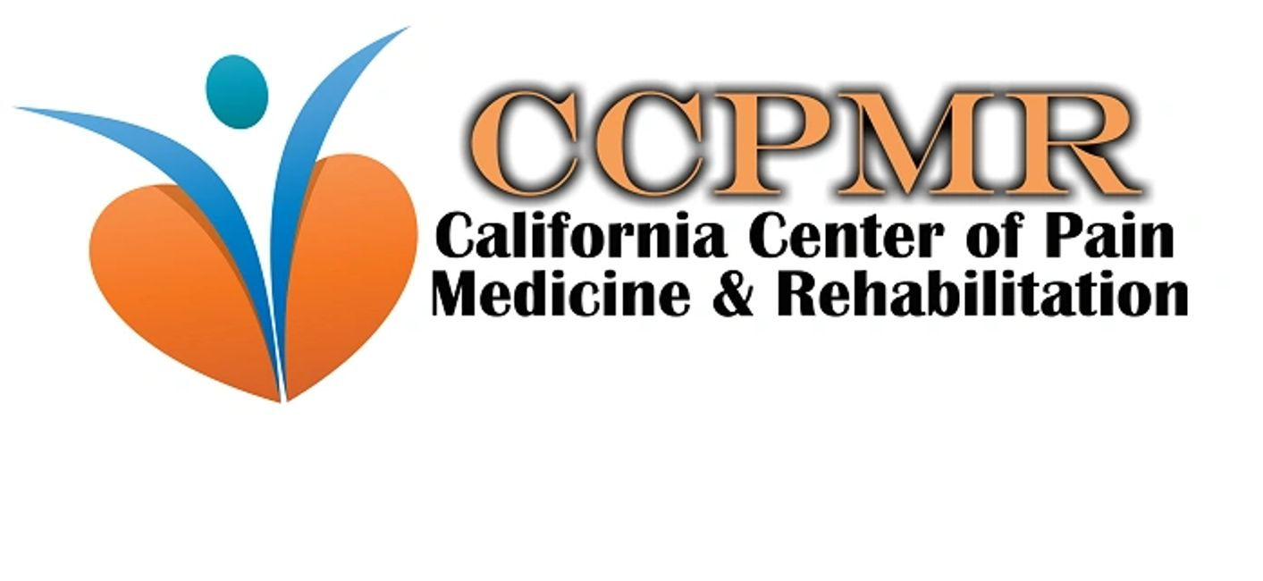 California Center of Pain Medicine and Rehabilitation Manteca CA logo