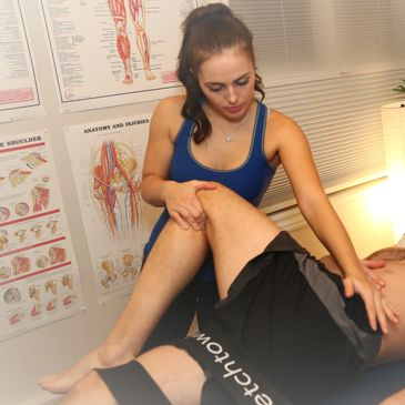 Massage Therapy and Fascial Stretch Therapy Health Management