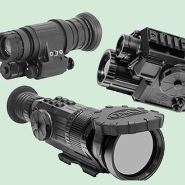 all types of night vision