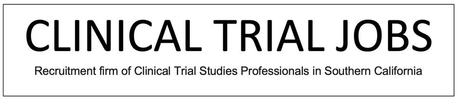 CLINICAL TRIAL JOBS We recruit for CRO´s