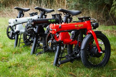 Our foldable electric bike for sale in the UK
