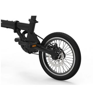 Electric bike disc brake.