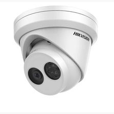 8MP (4K) IR Fixed Turret Network Camera