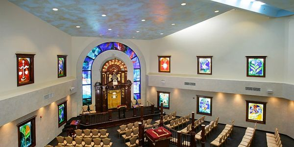 Anshei Shalom West Hempstead Synagogue Architect