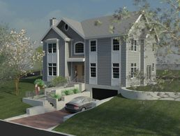 TEANECK ARCHITECT REVIT 3D ARCHITECT ARMORY PLACE