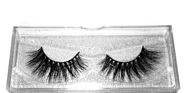 Mink Lashes fluffy light long lasting lashes