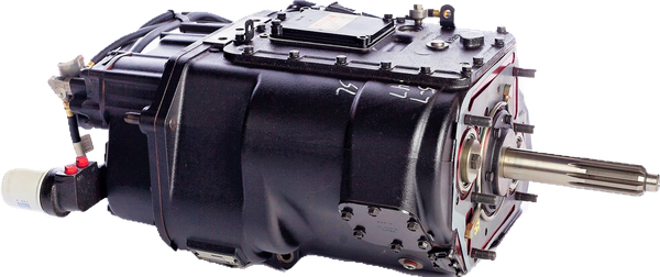 Eaton Fuller RTLO22918BP transmission remanufactured by H&H Truck Parts Cleveland truck repair shop