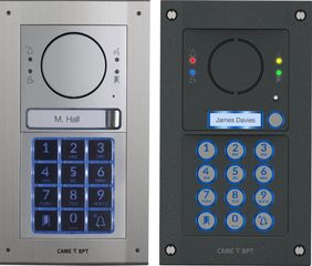 GSM intercoms can be installed on all our Aluminium gates. GSM Intercoms aluminium gates