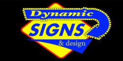 DYNAMIC SIGNS & DESIGNS LLC