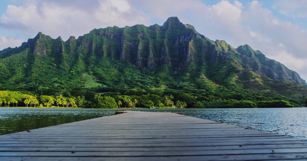 Cinematography, photography of Kualoa Ranch