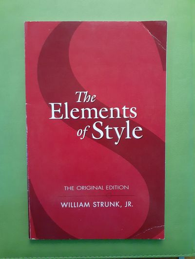 The Elements of Style by William Strunk Jr. A classic for good English Grammar and Style