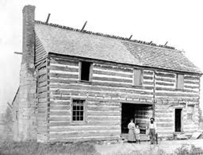 Early Wolf House