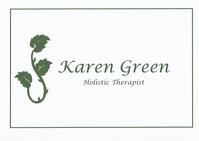 Karen Green, Holistic Therapist