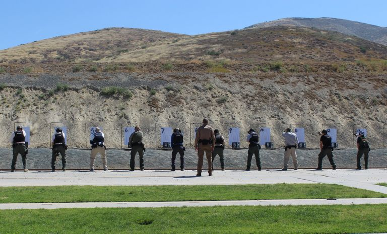 Handgun training, firearms training, rifle training, law enforcement firearms training, gun training
