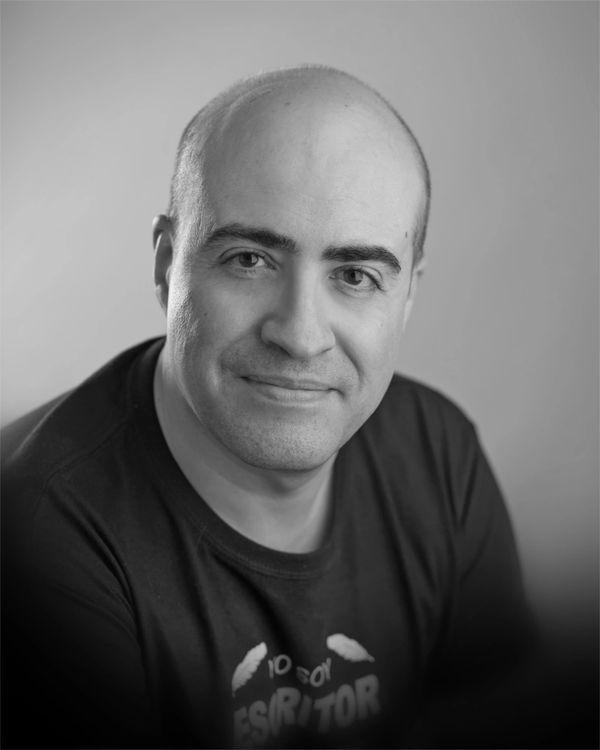 """Francisco Tapia-Fuentes, autor de """"Mundos Fantásticos"""" - Cine de Escritor"""