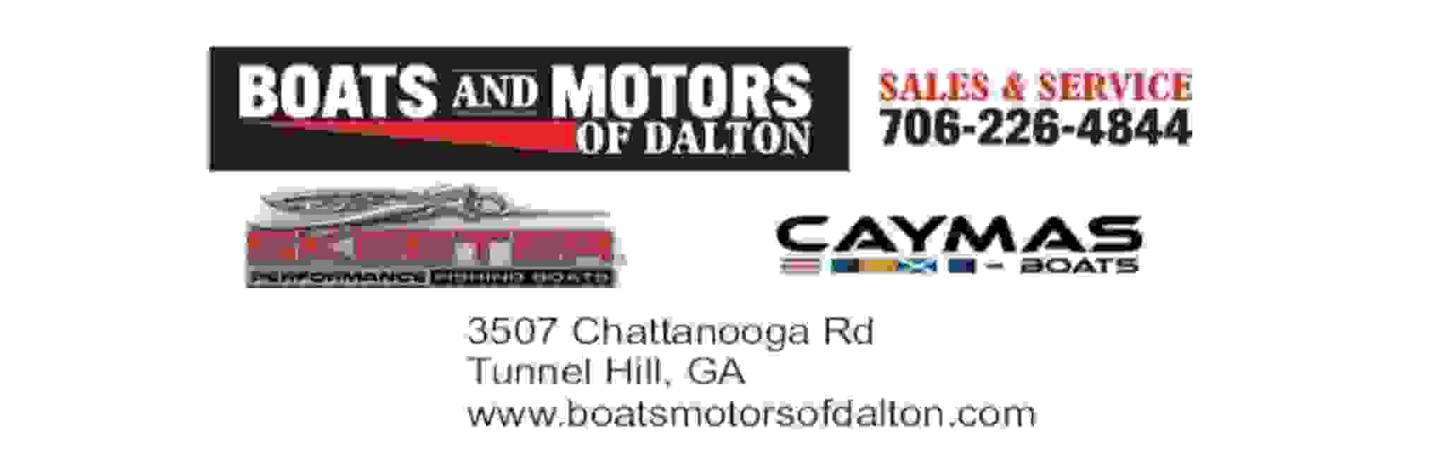 Boats and Motors of Dalton 3507 Chattanooga Road Tunnel Hill, Ga 30755 706-226-4844
