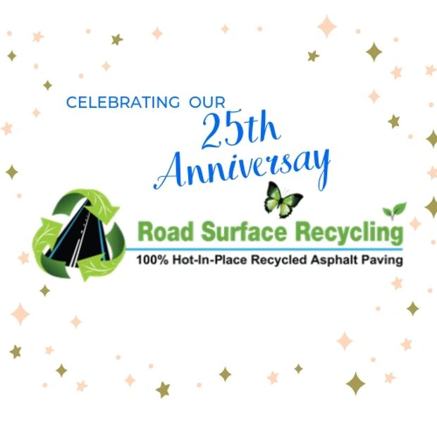 25th Anniversary of Road Surface Recycling - Paving Contractor