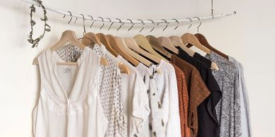 Clothing wardrobe