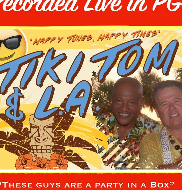 Tiki tom Punta Gorda Hawaii