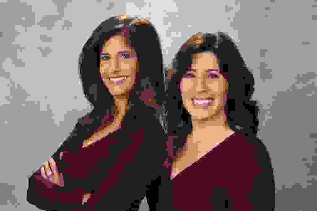 Annmarie Brogan and Marie Limpert, professional organizers and co-owners of Organize Me! of NY, LLC.