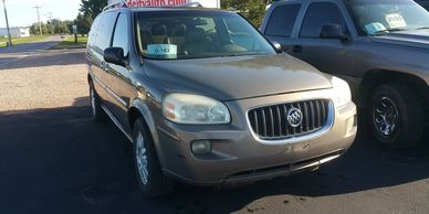 Buick Terraza Used cars pre owned under $5000 under $3000 Rapid City Auto rapidcityauto.com