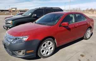 Ford Fusion used cars pre owned under $4000 Rapid City Auto rapidcityauto.com